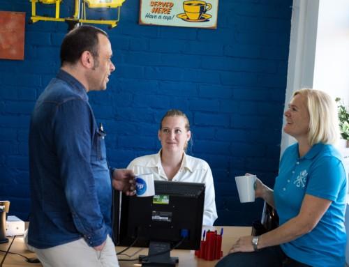 Managers kunnen door goede gesprekken te voeren het verschil maken