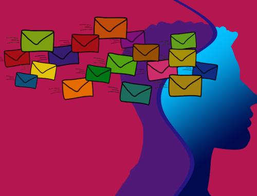 Inkomende e-mails kunnen je enorm afleiden!