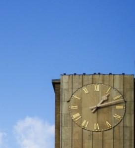 optimaal gebruik van de tijd