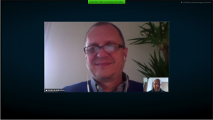 coaching dmv videoconferencing