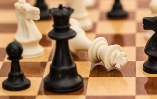 schaakmat, conflict